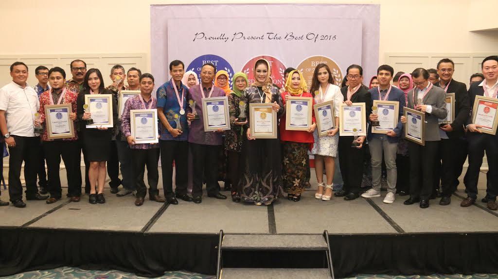 Walikota Tegal raih penghargaan Indonesia Leaders Quality Award 2016